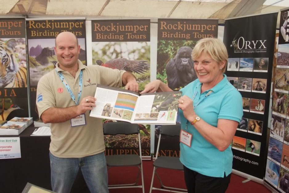 2010 British Birdwatching Fair