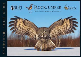 2012 Rockjumper/Indri/Oryx Tour Brochure