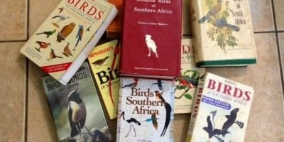 Rockjumper donates bird field guides to the Karkloof Conservancy