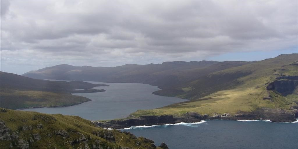 5 Reasons To Visit The Forgotten Islands [#2: Auckland Island's Carnley Harbour]