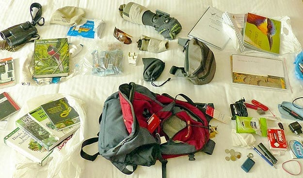 Bird Tour Essentials – Packing for Your Trip