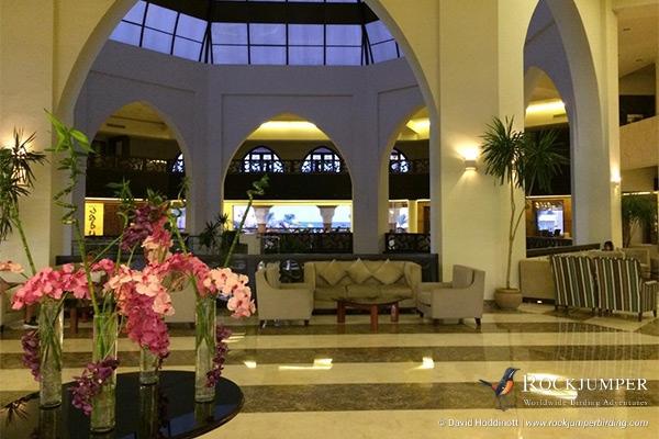 Jasmine Palace Hotel in Hurghada