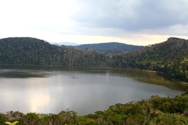 Lake Matsaborimena by Felicity Fryer