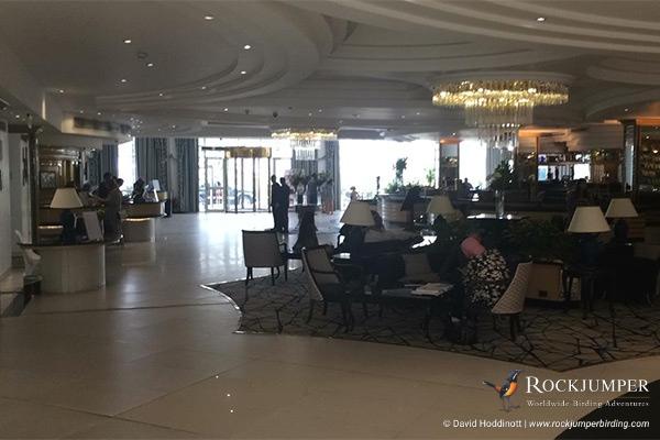 Le Passage Hotel in Cairo