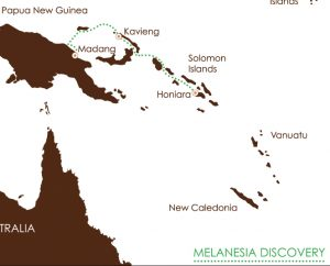 Melanesia Discoverer cruise