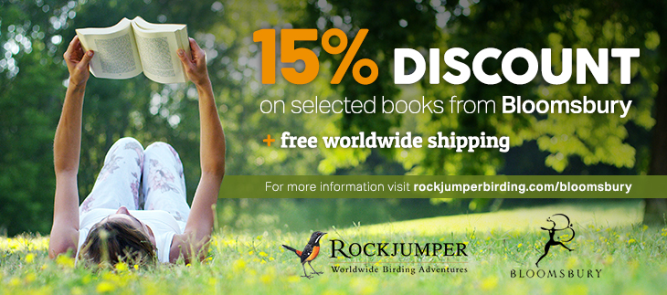 Bloomsbury Rockjumper Offer - 15% Discount