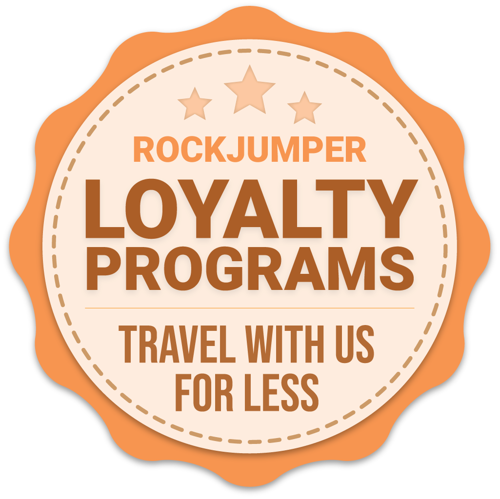 Rockjumper Loyalty Programs